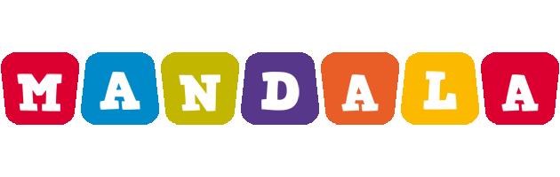 Mandala kiddo logo