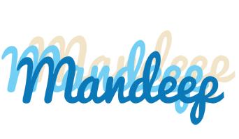 Mandeep breeze logo