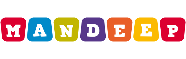 Mandeep daycare logo