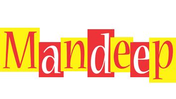 Mandeep errors logo