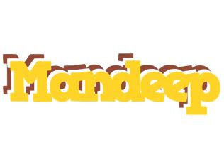 Mandeep hotcup logo