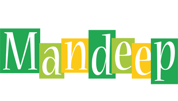 Mandeep lemonade logo