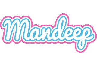 Mandeep outdoors logo
