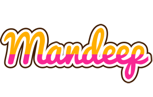 Mandeep smoothie logo