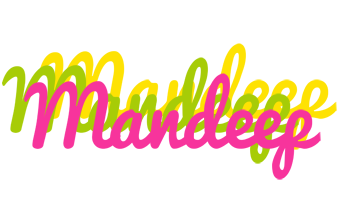 Mandeep sweets logo