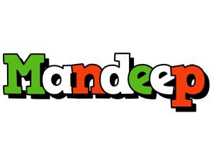 Mandeep venezia logo
