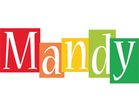Mandy colors logo