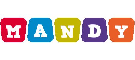 Mandy daycare logo