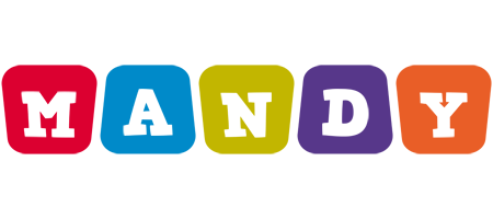 Mandy kiddo logo