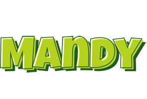 Mandy summer logo
