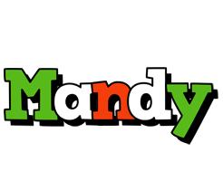 Mandy venezia logo