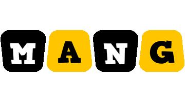 Mang boots logo