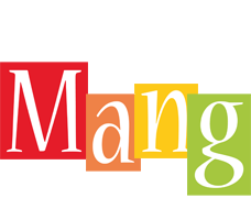 Mang colors logo