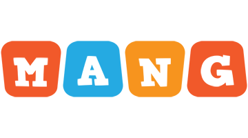 Mang comics logo