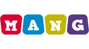 Mang daycare logo