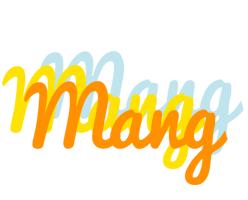 Mang energy logo