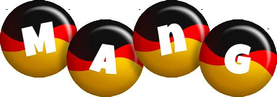 Mang german logo