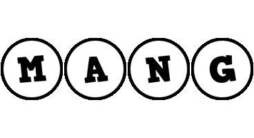 Mang handy logo
