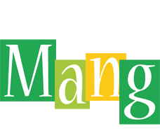 Mang lemonade logo