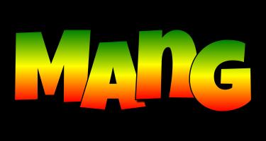 Mang mango logo