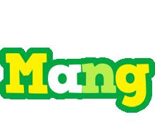 Mang soccer logo