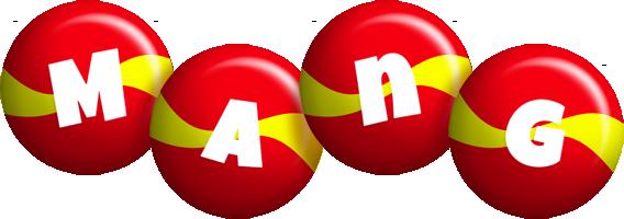 Mang spain logo