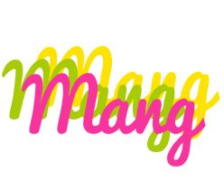 Mang sweets logo