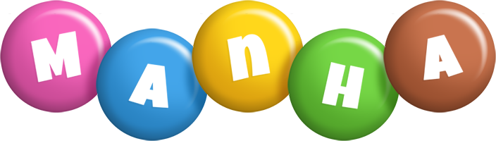 Manha candy logo