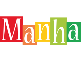 Manha colors logo