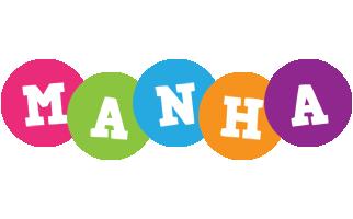 Manha friends logo