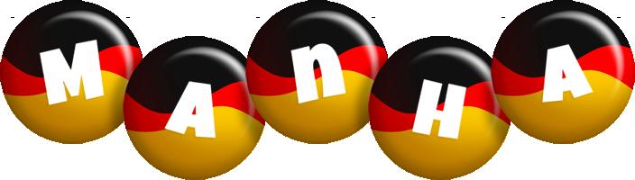 Manha german logo