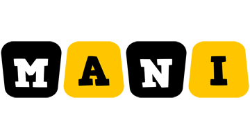 Mani boots logo