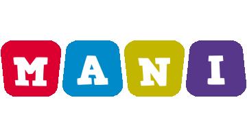 Mani daycare logo