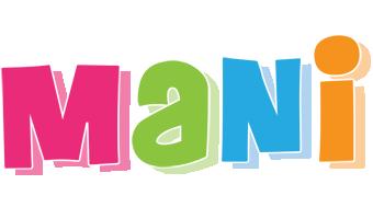 Mani friday logo