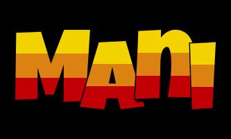 Mani jungle logo
