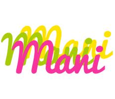 Mani sweets logo