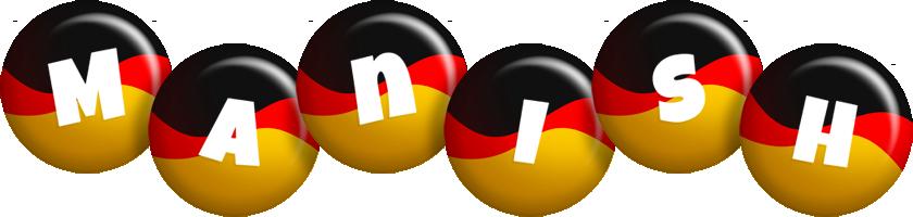 Manish german logo