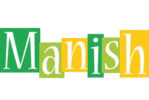 Manish lemonade logo