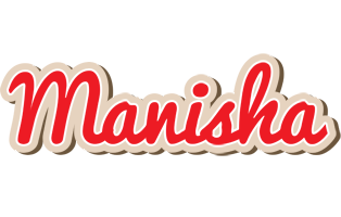 Manisha chocolate logo