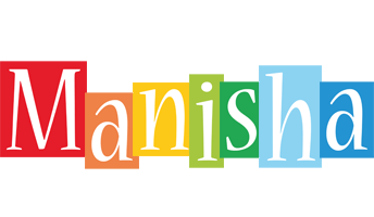 Manisha colors logo