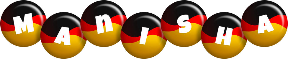 Manisha german logo