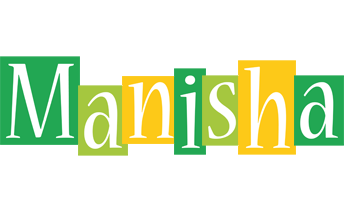 Manisha lemonade logo