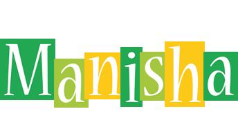 Manisha lemonade logo