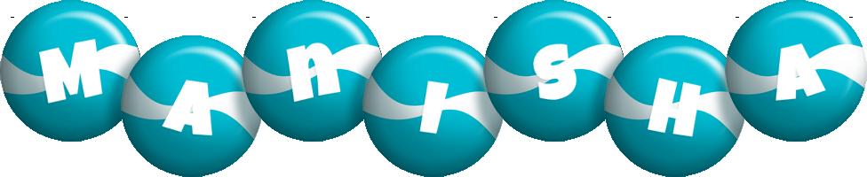 Manisha messi logo