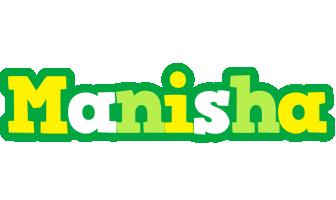 Manisha soccer logo