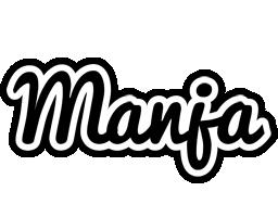 Manja chess logo