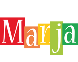 Manja colors logo