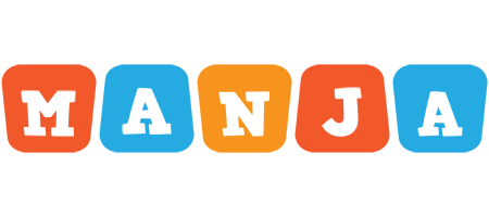 Manja comics logo