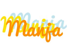 Manja energy logo