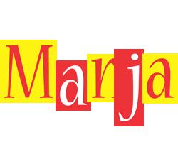Manja errors logo